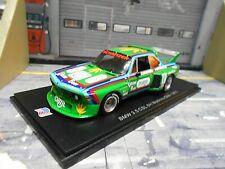 BMW 3.5 CSL Gr.2 Schnitzer Gösser Be #10 Quester Peterson W Glen 1976 Spark 1:43