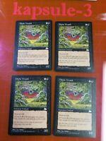 4x Odylic Wraith | Weatherlight | MTG Magic The Gathering Cards