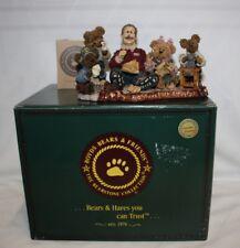 Boyds Bears & Friends ~ Boyds Bearstones Fifth Anniversary ~ #227803 L.E.