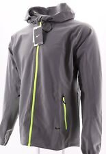 NIKE ALLOVER FLASH JACKET RUNNING REFLECTIVE 3M CHAQUETA WATERPROOF SIZE M NEW