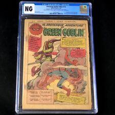 AMAZING SPIDER-MAN #14 (1964) 💥 CGC NG Coverless 💥 1st App GREEN GOBLIN Comic
