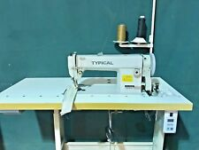 TYPICAL 0302 WALKING FOOT INDUSTRIAL SEWING MACHINE SILENT SPEED CONTROL MOTOR