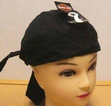 Harley-Davidson Du Rag Bandana Head Wrap Skull Cap Hat Doo Women/Men