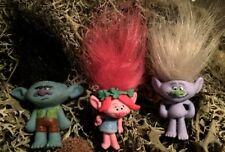Trolls die Party geht weiter  - Figur  - Poppy - Diamond - Branch  Tortendeko