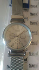 Reloj de pulsera SAMI color GRIS PLATA RSM-81428-2