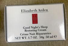 Elizabeth Arden Elizabeth Arden Good Night Sleep Cream--50Ml/1.7oz NEW NIB