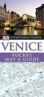 DK Eyewitness Pocket Map And Guide: Venice, Collectif, Like New, Paperback