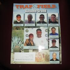 January 2015 Trap & Field Official ATA Magazine Excellent Condition