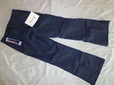 White Swan Drawstring Flare Scrub Pant Back elastic 2 Side Pocket 14123 Sz Small