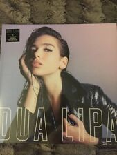 DUA LIPA  - Dua Lipa - LP + MP3 download code - New & Sealed