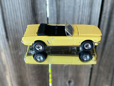 HOT WHEELS '65 FORD MUSTANG CONVERTIBLE REAL RIDERS LIMITED EDITION