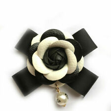 cfa6276d02891 Black Bow Brooch in Costume Brooches & Pins for sale | eBay