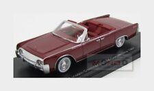 Lincoln Continental 53A Convertible 1961 Bordeaux Neoscale 1:43 NEO47050 Model