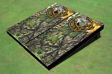 Scope Camo Cornhole Board set
