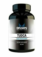 Brawn Nutrition TUDCA 250mg 60 Caps - Liver Support (Tauroursodeoxycholic Acid)