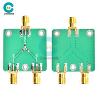 DC~5GHz 6dB Microwave Resistance RF Splitter Power 1 to 2 Combiner SMA Module
