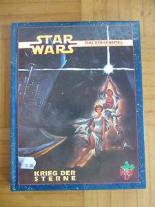 Star Wars Krieg der Sterne – Das Rollenspiel Grundregelwerk Second Edition SW
