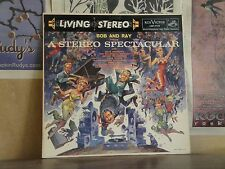 BOB & RAY, STEREO SPECTACULAR - LP LSP-1773 TAS AUDIOPHILE