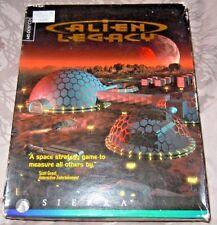 Alien Legacy 1994 Dos Big Box Gioco per Pc Gc