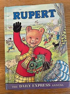 Rupert Bear Annual 1976, Price unclipped