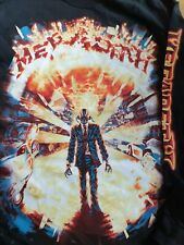 Megadeth tour shirt  T Tee Shirt l New Large long sleeve