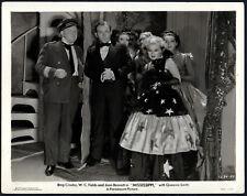 MISSISSIPPI 1935 W.C. Fields, Joan Bennett, Bing Crosby 10x8 STILL #55