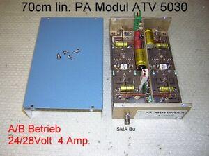 UHF ATV5030  PA Modulendstufe mit Kühlkörper
