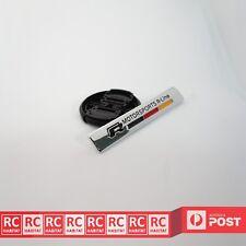 Volkswagen Golf R Line Badge Trunk Side Rear Tail Emblem Embossed Metal Sticker
