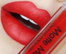 """Sleek Matte Me Lip Cream Rioja Red """"Valentines Red"""" 6ml"""