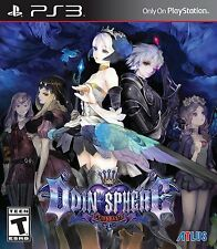 Odin Sphere Leifthrasir - PS3 Playstation 3 Brand New Factory Sealed