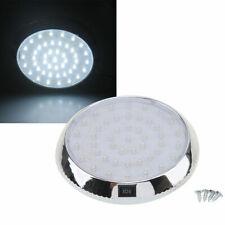 Car Interior Dome Roof Ceiling Light 46 LED White Bright Round Lamp Bulb DC 12V