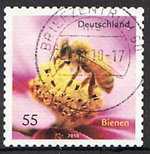 Germany 2010 Frg Bees Insect Animals Self-Adhesive Mi 2799 Complete Stamp