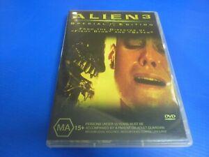 Alien 3 DVD Sigourney Weaver Region 4