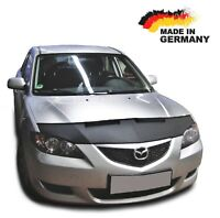 Haubenbra Mazda 3 BK Steinschlagschutz Car Bra Tuning Automaske Cover NEU