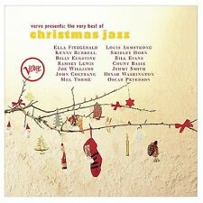 Verve Presents: Very Best of Christmas Jazz by Various Artists