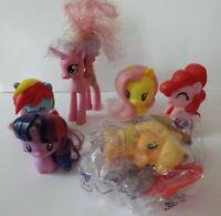 Lot of My Little Pony McDonalds toys