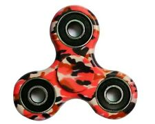 Buy 1 Get 1 same  FREE .....US Stock Red Camouflage 3D Fidget Hand Spinner