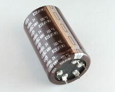 2x 820uF 450V Radial Straight Electrolytic Capacitor 450 Volt 820mfd 450VDC 105C