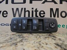 12-16 Dodge Chrysler One Touch Up Down Master Power Window Switch New Mopar OEM