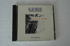 Quincy Jones - 100 anos de Swing, The Jazz Masters folio collection, CD (22)