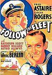 FOLLOW THE FLEET DVD (1936) Fred Astaire Ginger Rogers Randolph Scott