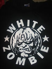 White Zombie Shirt Choose Your Size  S/M/L/XL Devil face new colors