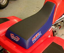 HONDA TRX 250r  GRIPPER seat cover