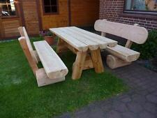 Terrassenmöbel holzbank  Garten-Garnituren & -Sitzgruppen aus Holz mit bis zu 8 3 Teilen | eBay