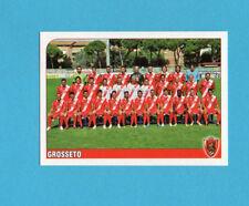PANINI CALCIATORI 2011-2012-Figurina n.534- SQUADRA/TEAM-GROSSETO-NEW
