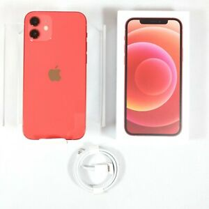 iPhone 12 256GB Product Red A2402 *BLACKLISTED* Parts Only *READ*