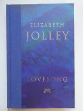 Lovesong by Elizabeth Jolley