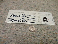Atp decals 1/144 Muse Air - sheet only H80