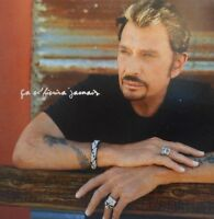 JOHNNY HALLYDAY : CA N'FINIRA JAMAIS - [ RARE PROMO CD SINGLE ]