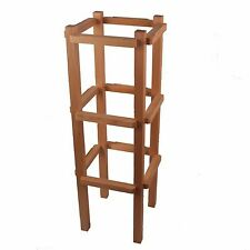 NEW Montessori Practical Life Material- Dressing Frame Stand for 12 Frame
